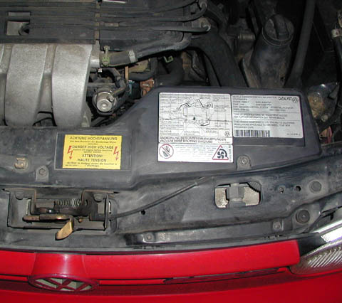 VW Volkswagen GTI-VR6 List - Old Library - How-to: Distinguish OBD I